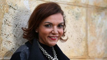 Labor's Anne Aly has delivered the annual Emily's List Oration in Canberra.
