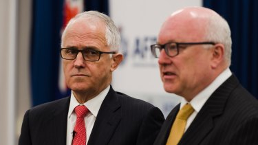 Prime Minister Malcolm Turnbull and Attorney-General George Brandis expect us to trust them with the keys to our digital lives.