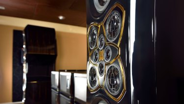 At $1.5 million, Kharma speakers are hands down the most expensive in the world.