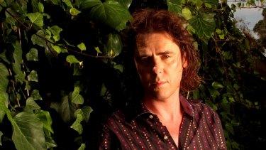 Tim Freedman in Newtown in 2006.