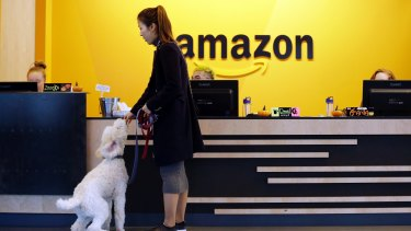 Arguably Amazon's most transformative business unit is its Amazon Web Services.