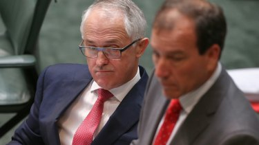 The longer Mal Brough refuses to step down as Special Minister of State (until he is either cleared or charged over his role in the demise of Peter Slipper), the more the issue becomes one of Turnbull's judgment in appointing him in the first place.