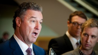 Deputy Opposition John-Paul Langbroek.