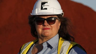 Conspiracy theory: Gina Rinehart is the beneficiary of a deliberate RBA strategy to help miners, according to Lourenco Goncalves.