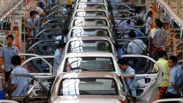 Wages in China are no longer cheap after rising 16 per cent on average for a decade.
