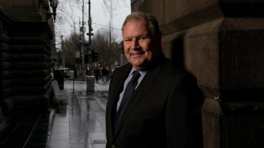 """Melbourne mayor Robert Doyle has spoken in support of """"New York-style"""" no-tolerance policies where """"vandals"""" are imprisoned for up to a year."""