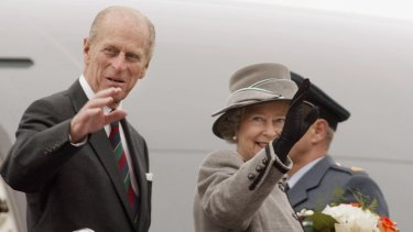 The 96-year-old Prince Philip stepped down from his official royal duties this week.