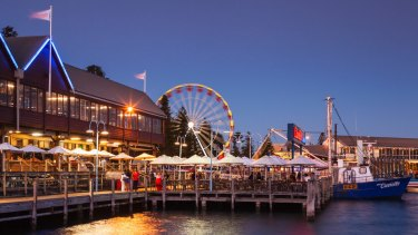 The WA port city of Fremantle was named the seventh best city to visit in 2016.