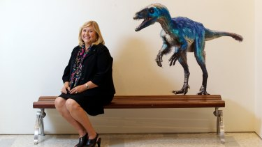 Australian Museum chief executive Kim McKay will reappoint a palaeontologist to the museum's research team.