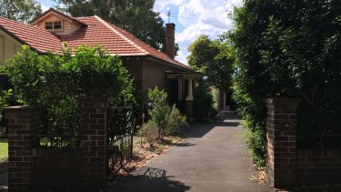 The Sydney property leased by Craig Steven Wright.