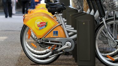Brisbane City Council rules out dockless bikes for Brisbane.