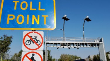 Facing court over road tolls can be 'humiliating', 'ridiculous' and 'leaves you very exposed'.