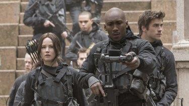 As Katniss Everdeen, Lawrence built her own mega-franchise in <i>The Hunger Games</i>.