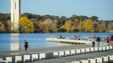 Canberra's tourism sector is booming.
