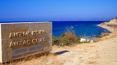 Year 10 student Anthony Segaert has mixed feelings about the lessons Anzac Cove might offer.