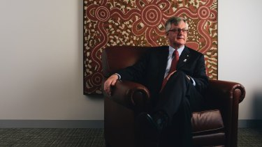 Department of Prime Minister and Cabinet secretary Martin Parkinson.