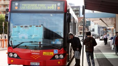 Macquarie Park is one of the major beneficiaries of new routes and services.