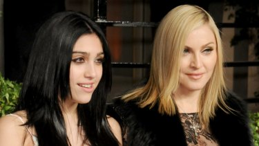 Madonna says she will just ask her daughter Lourdes to make wise decisions about drugs not ban her from them.