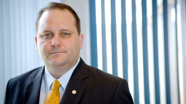 Former Redcliffe MP Scott Driscoll is facing fraud charges.
