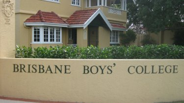 A former student said teachers at Brisbane Boys College failed to protect him from bullying in a $600,000 damages claim.