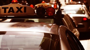 Taxi queues might actually turn out to be preferable to Uber surge charges for some New Year's Eve punters.