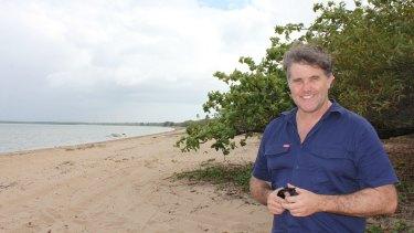Michael Westaway: Adventurous and determined.