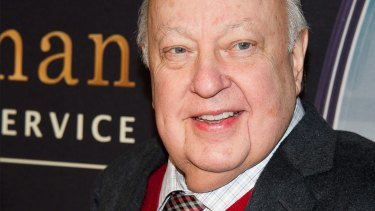 Roger Ailes was pushed out of Fox News in July.