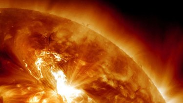 Solar flares are among the most powerful forces in the cosmos.