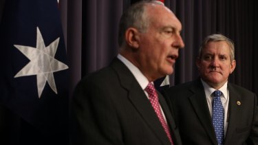 Former ministers Warren Truss and Ian Macfarlane are among 16 retiring MPs who will benefit from a generous six-figure parliamentary pension.