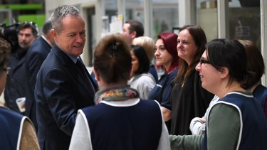 "Bill Shorten's message is designed to appeal the majority of voters and win the ""fairness"" argument."