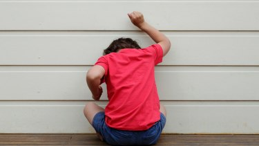 Meltdowns are only a concern if they persist beyond two-and-a-half years in a child.