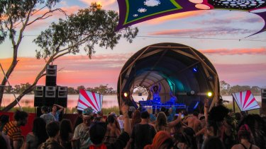 Maitreya Festival is back on after organisers say they have found a new location.