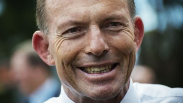 Prime Minister Tony Abbott has visited Queensland for the first time since before the state election.