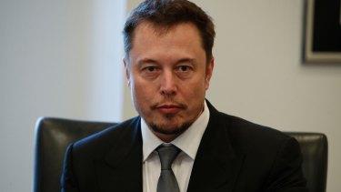 Elon Musk put last minute pressure on the President.