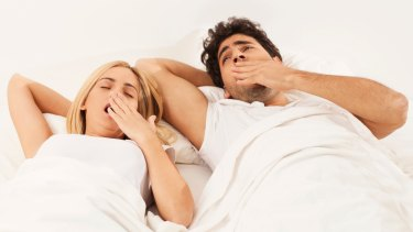 Yawn contagion: fact or fiction? Photo: iStock