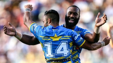 Good news for the Eels:  Semi Radradra and his Parramatta teammates will start the season on level footing with the other teams.