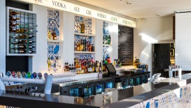 Ashby Bar & Bistro.