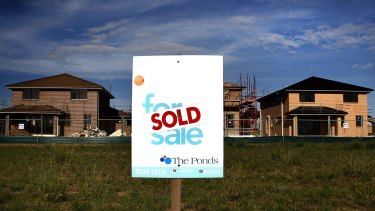 Residential stamp duty accounts for nearly 10 per cent of the state government's revenue.