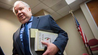 Russian ambassador to the US Sergey Kislyak met twice with Jeff Sessions.