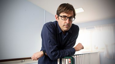 Louis Theroux returns to Britain for his latest two documentaries.