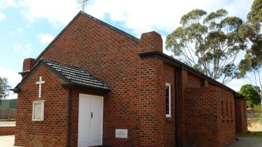 St Theresa's Church in Corrigin has been attacked by a group of vandals as young as four.