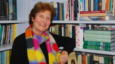 Professor Christine Alexander, Emeritus Scientia Professor of English Literature at the University of New South Wales.