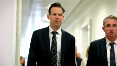 Senator Matt Canavan is the Turnbull government's new Resources Minister