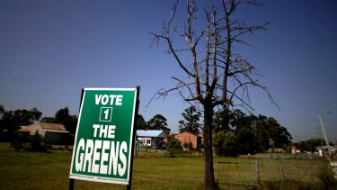 The Greens received $3.9 million in donations in 2015-16.