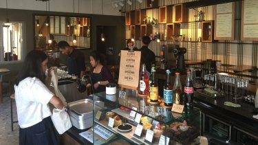 Chye Seng Huat Hardware: A horseshoe-shaped bar dominates a simple interior.