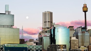 NSW was the only state to register growth in business investment.