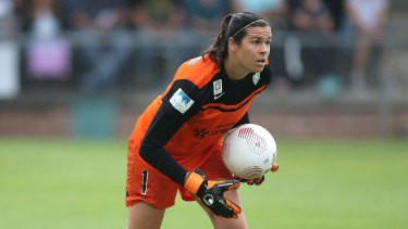 Canberra United goalkeeper Lydia Williams may miss her club's round seven match against the Western Sydney Wanderers with Matildas commitments.