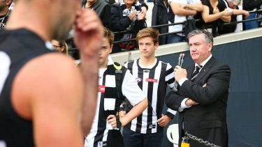 Yet again, Eddie McGuire has made himself the centre of the story.