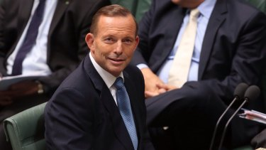 Bank's import buried under ham-fisted debate: Prime Minister Tony Abbott.