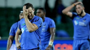 Not over yet: The Western Force saga is likely to end up in court.